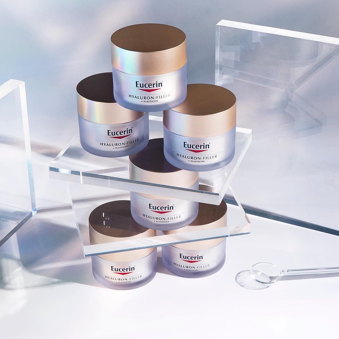 Eucerin Hyaluron Filler + Elasticity Day Cream