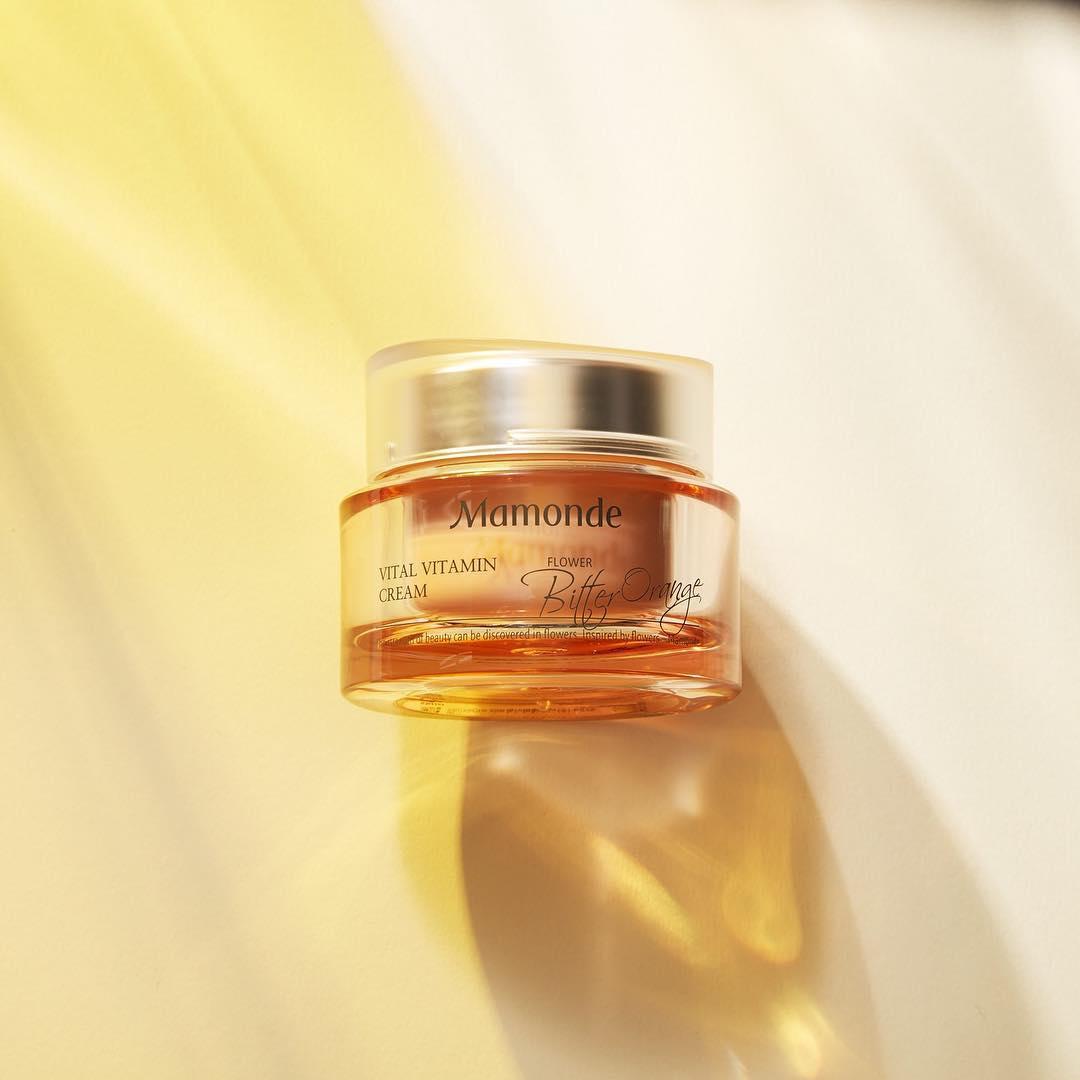 Mamonde Vital Vitamin Cream