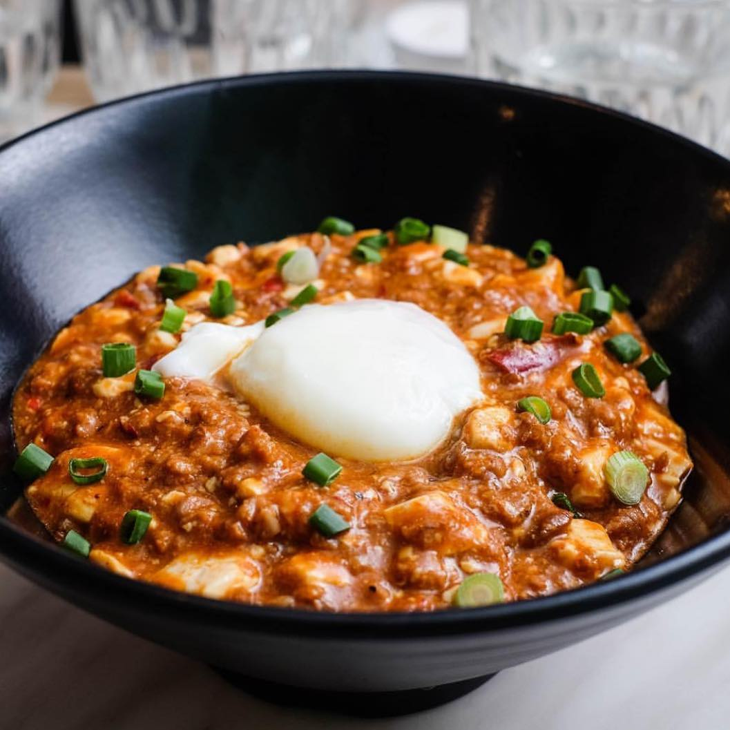 Impossible Mapo Tofu Bowl