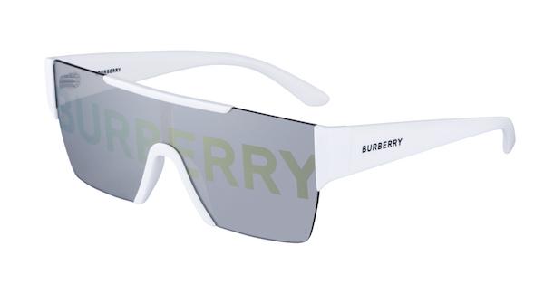 Shield Sunglasses BE4291 ($390)