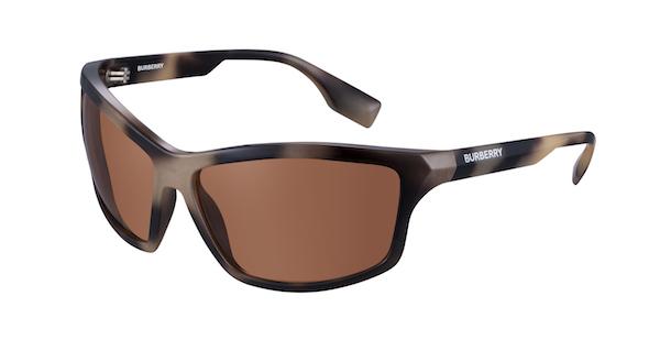 Wrap Frame Sunglasses BE4297 ($360)