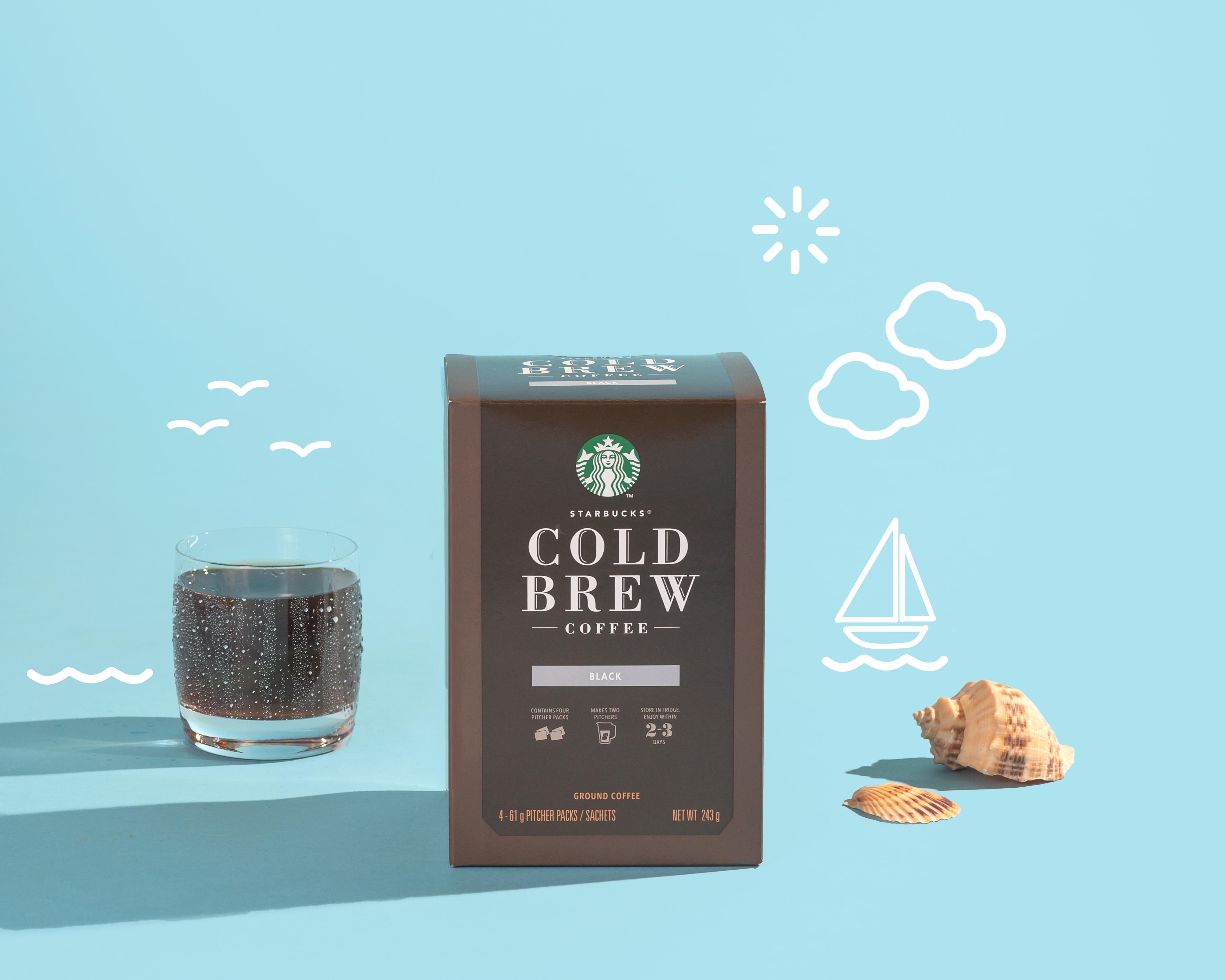 Cold Brew Pitcher Packs ($19.90)