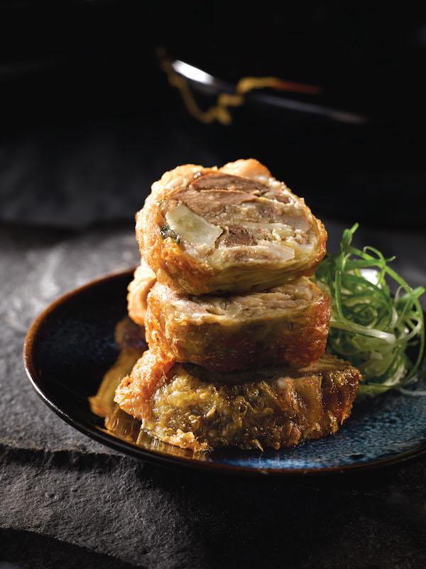 Deep Fried Traditional Teochew Liver Rolls