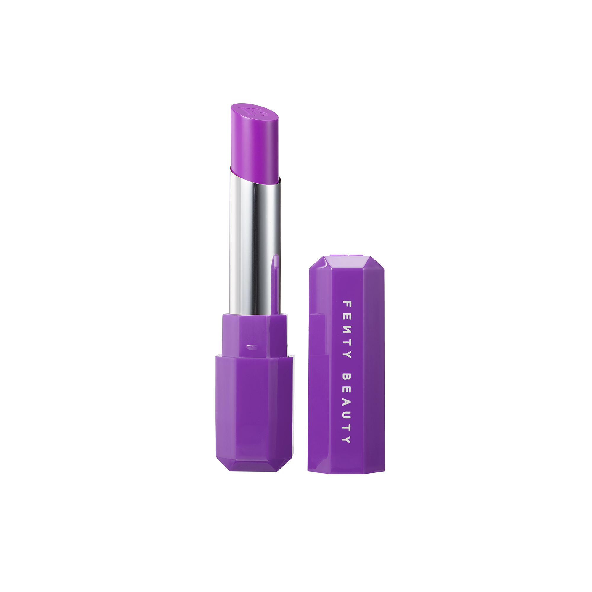 Poutsicle Juicy Satin Lipstick in Purpsicle, $32