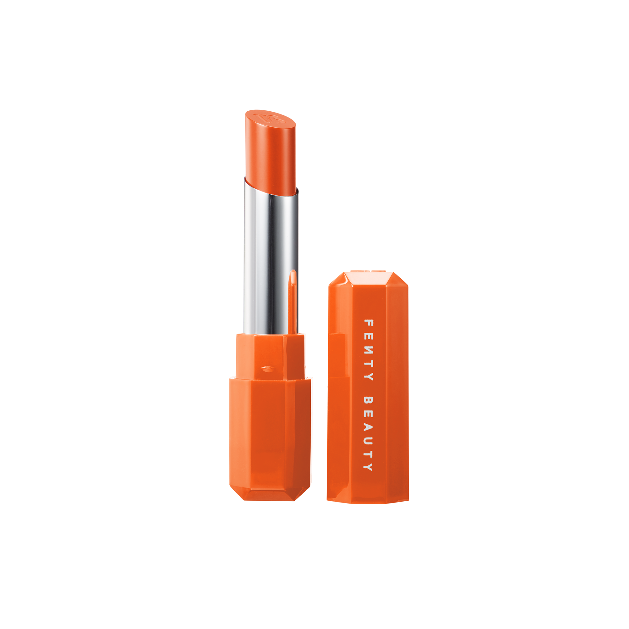 Poutsicle Juicy Satin Lipstick in Sun Snatched, $32