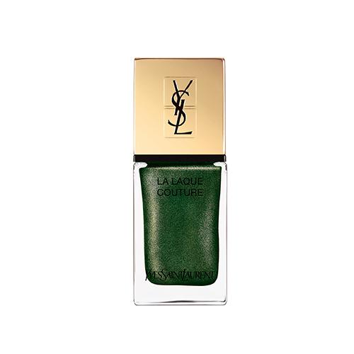 La Laque Couture in Vert Decadent, $40