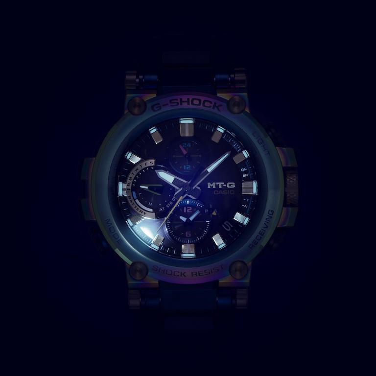 MTG-B1000RB LED