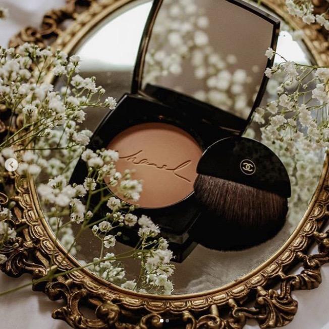 Chanel LES BEIGES Healthy Glow Sheer Powder