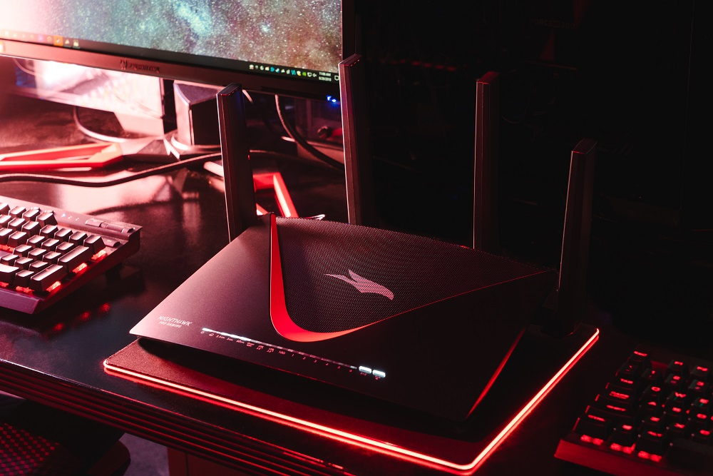 Nighthawk Pro Gaming XR700 Router, $859