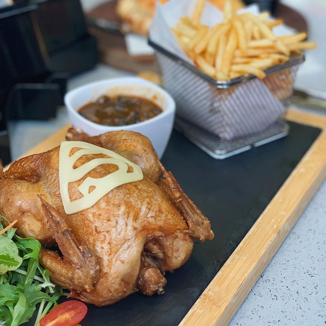 Smallville Special Roasted Chicken ($33.90)