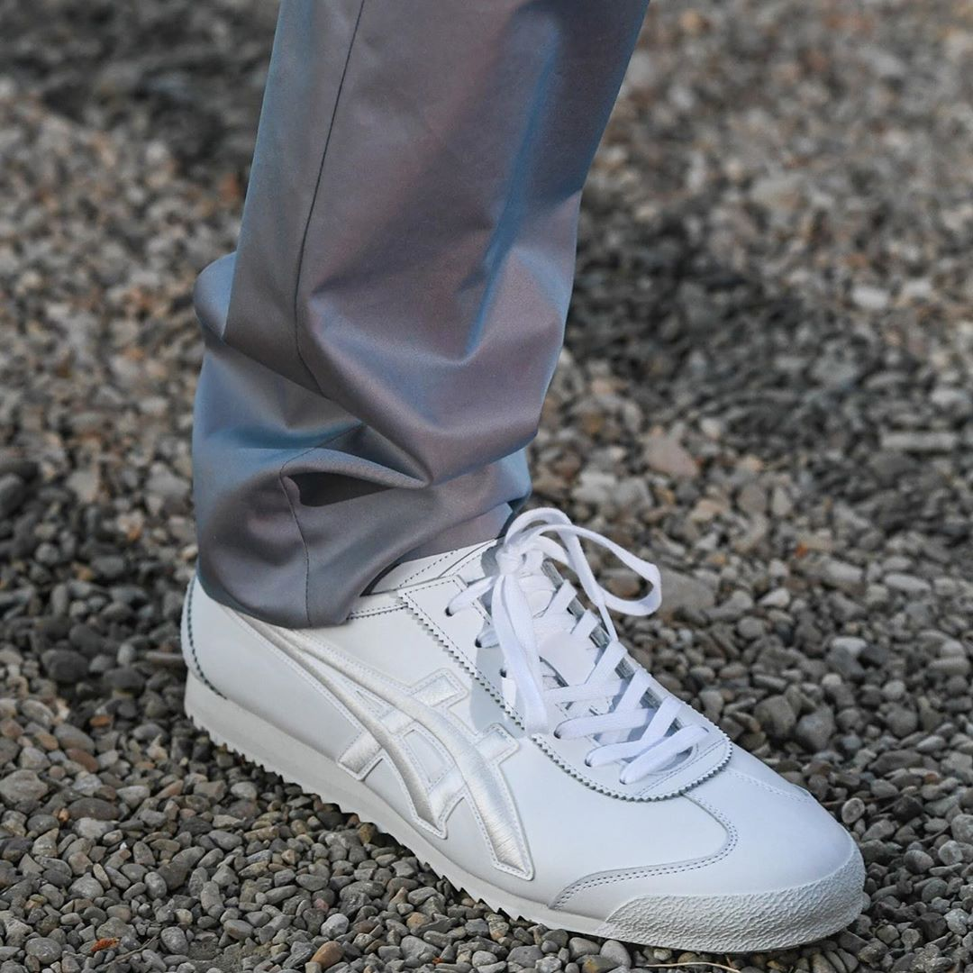 Givenchy x Onitsuka Tiger Sneakers in White