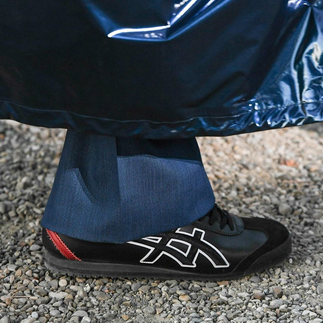 Givenchy x Onitsuka Tiger Sneakers in Black