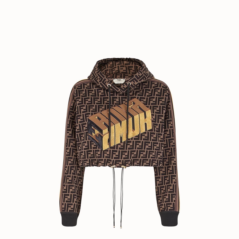 Sweatshirt - cotton sweatshirt