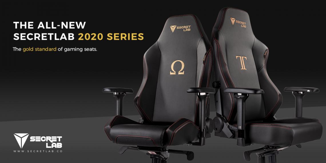 Secretlab 2020 Series, from $499
