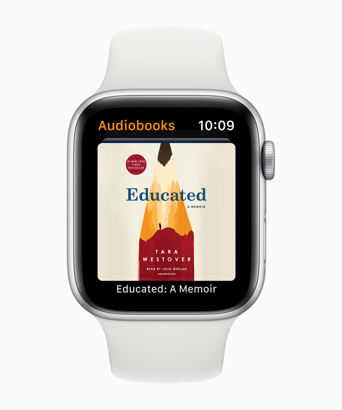 watchOS 6 introduces popular apps like Audiobooks