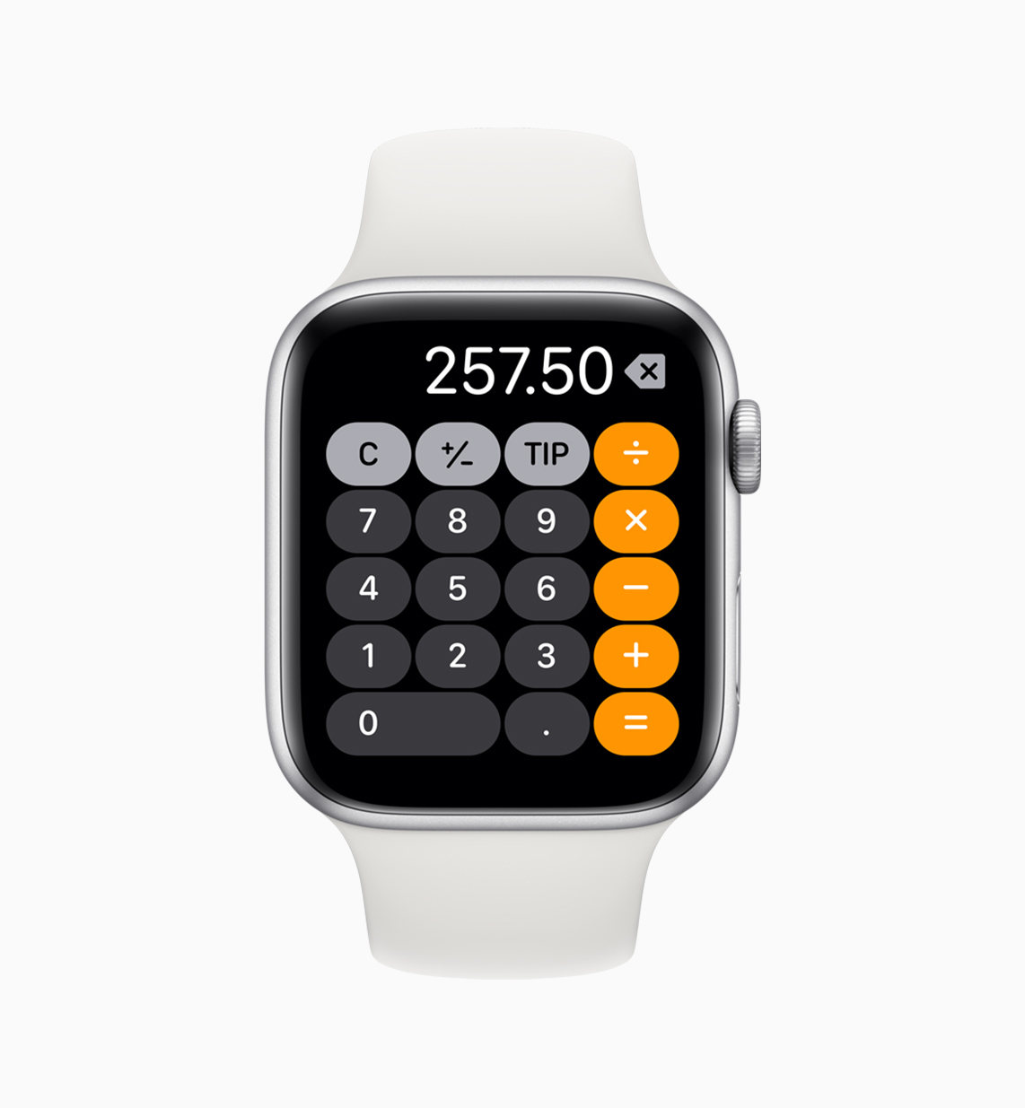 watchOS 6 introduces popular apps like Calculator