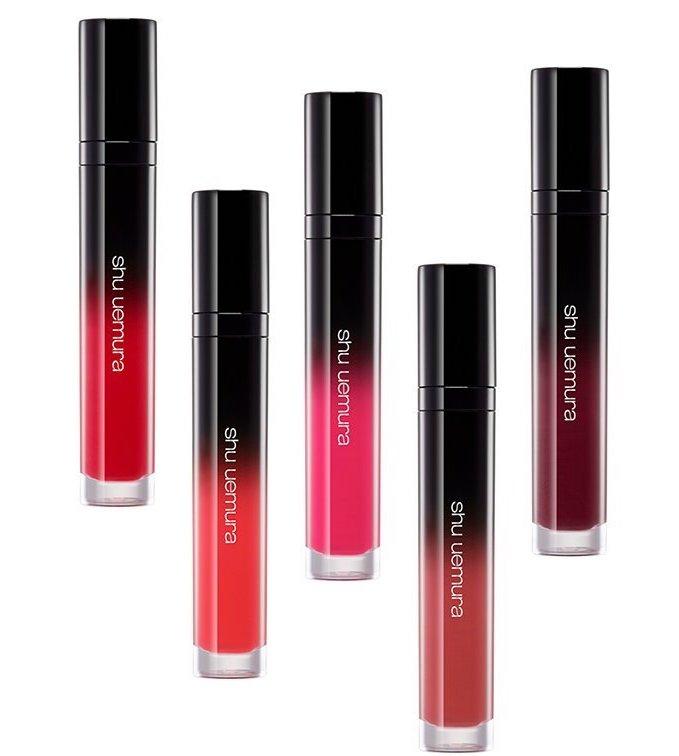 Shu Uemura Laque Supreme Lacquer Lipstick ($43)
