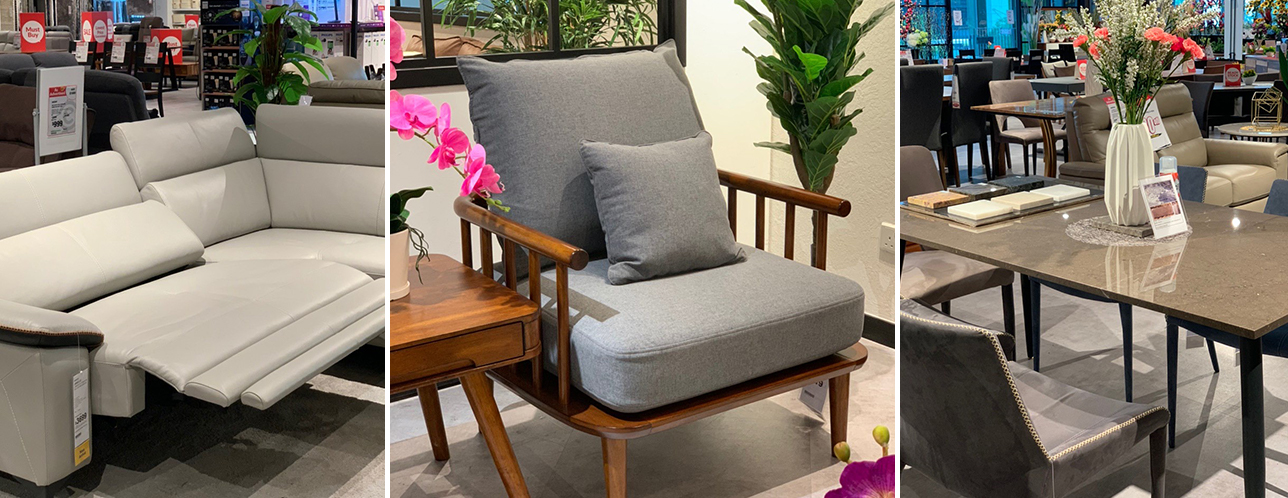 Refresh Your Home with New Furniture from Courts Singapore