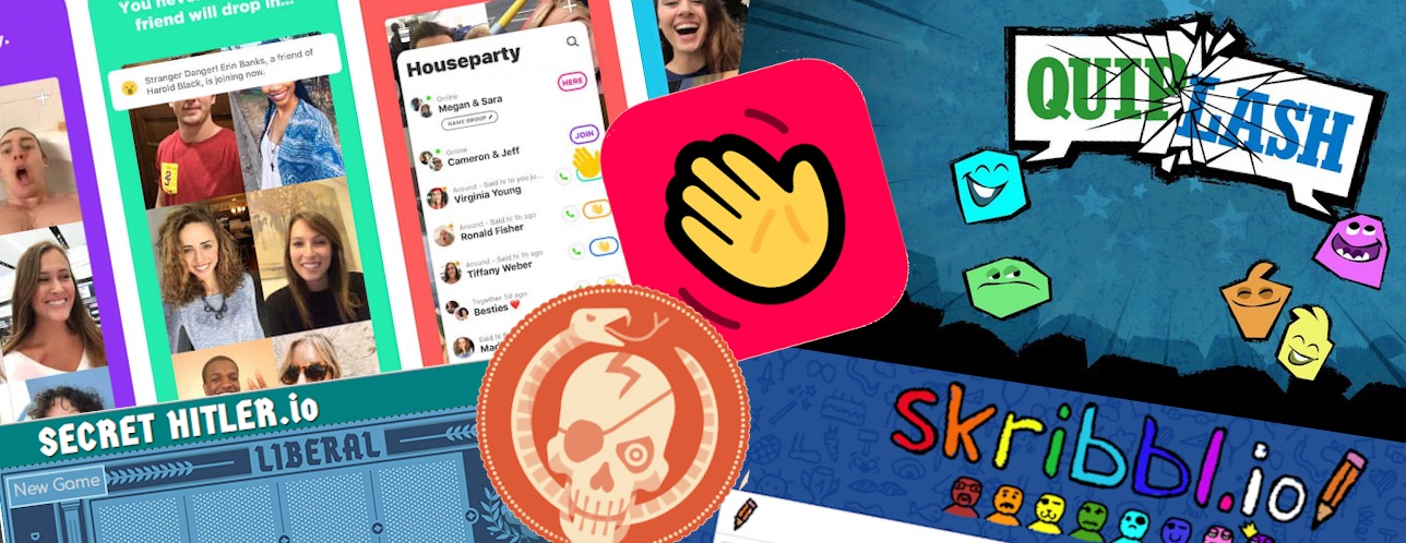 The Best Online Games To Play With Your Friends Over Zoom Video Calls