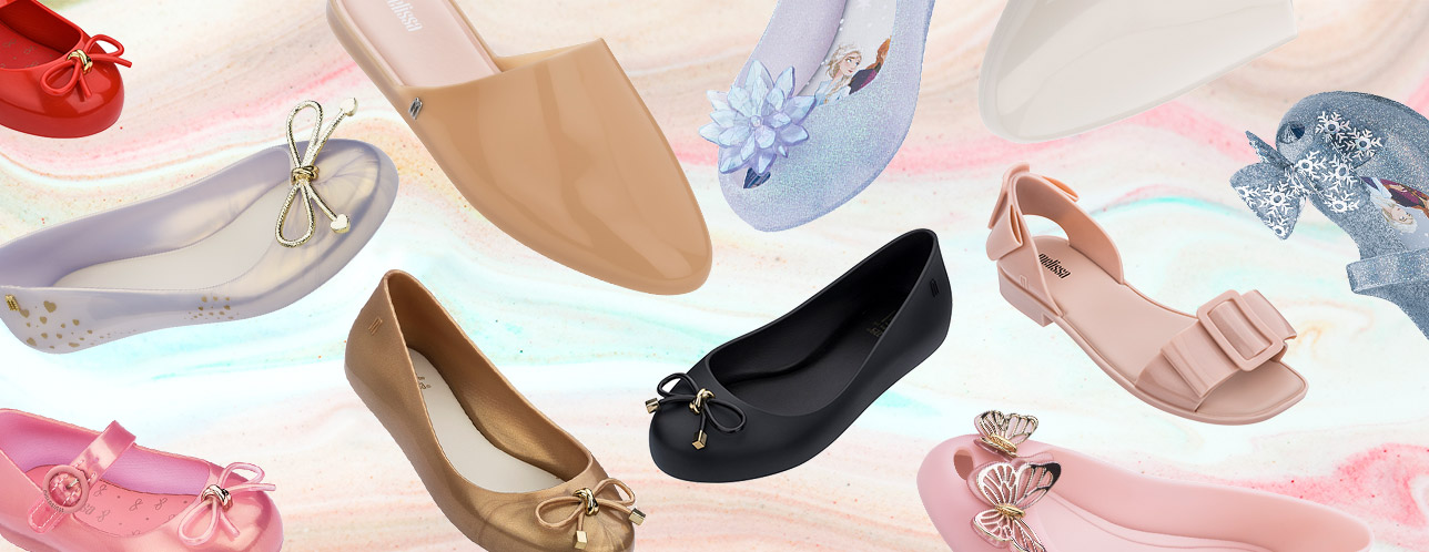 Melissa Shoes Are On 50% Discount!