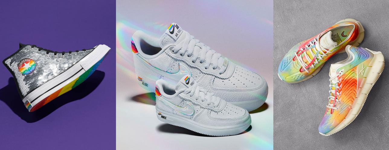 adidas and converse