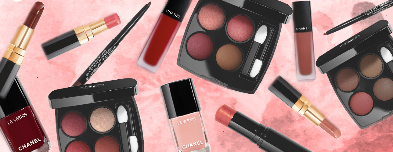 Fall Winter 2020 Makeup Collection