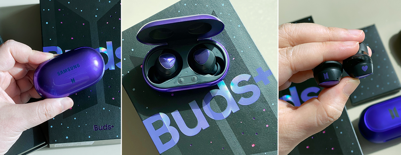 A Bts Fan Reviews The All New Samsung Galaxy Buds Bts Edition