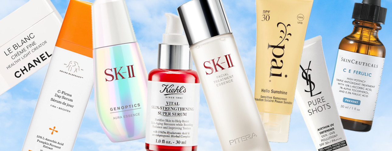 Want Glowing Skin in the heat? Here are the best tips and skincare products you should make use of.