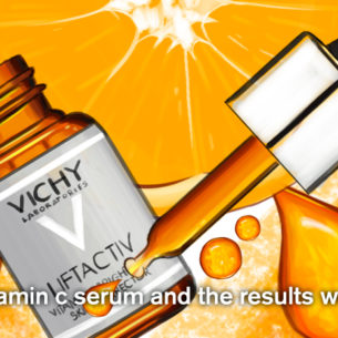 I Finally Tried A Vitamin C Serum And The Results Were Surprising