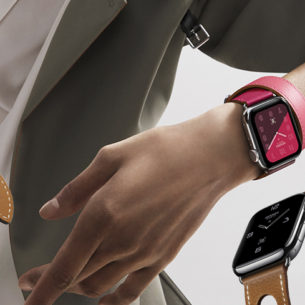 The Most Tech-Chic Essentials: Apple Watch X Hermès