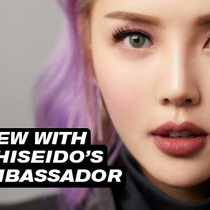 Interview With Makeup Artist, PONY, Shiseido's Regional Color Artist