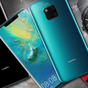 All The Newest Huawei Releases: The Mate 20 Series, WATCH GT & Band 3 Pro