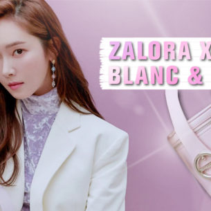 Zalora Collaborates With Blanc & Eclare By Jessica Jung To Bring Us Poppy