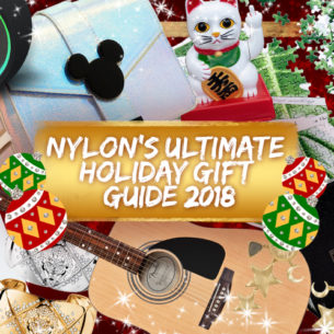 NYLON's Holiday Gift Guide 2018