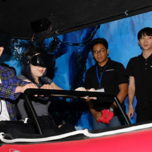 Escape Reality In HeadRock VR, Singapore's First Ever Virtual Reality Theme Park