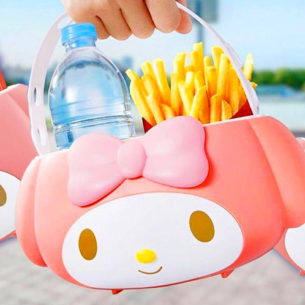 The McDonald's Food Carrier We Never Knew We Needed. It's Also Shaped Like My Melody.