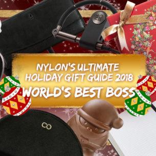 NYLON's Holiday Gift Guide 2018: World's Best Boss
