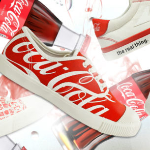 Get Nostalgic with the SS19 Bata Heritage x Coca Cola Capsule Collection