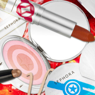 A Marvel x Sephora Collection Is Coming Your Way!