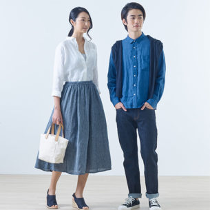 Muji's Linen Series Is All About Conscious Clothing