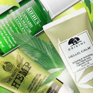 Cannabis Sativa Seed Oil in Makeup and Skincare —Legal or illegal?