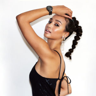 Meet The Model Game Changer With A Heart Of Gold  — June 2019 Digital Cover Girl, Iman Fandi