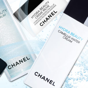 If Your Skin Needs To Hydrate, Check Out CHANEL's HYDRA BEAUTY Collection