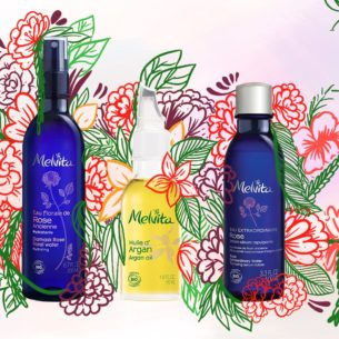 To Check Out This Month: Melvita, an organic, eco-certified skincare brand owned by the prestigious L'Occitane company