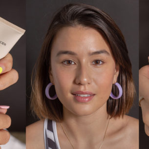 The Secret To The No-Makeup Makeup Look Is… Tinted Moisturizer?