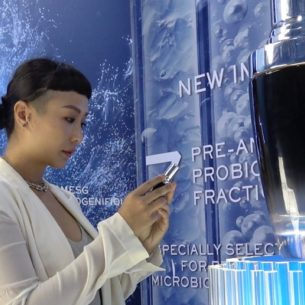 Discovering The Secret To Youthfully Radiant Skin — The Lancôme Génifique Discovery Tunnel with Rosalyn Lee