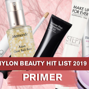 NYLON Singapore Beauty Hit List 2019: Primers