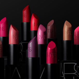 All The Details On The New NARS Iconic Lipstick Collection!
