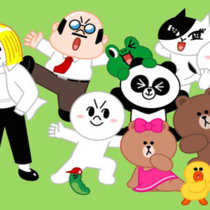 The LINE Friends Are Back in Singapore and They're Here to Stay