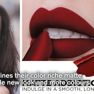 L'Oreal Paris Redefines Their Color Riche Matte Range With A Whole New Look And More Colours